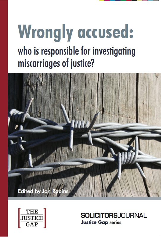 miscarriage of justice essay